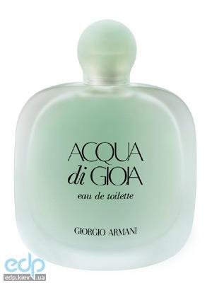 Giorgio Armani Acqua di Gioia Eau de Toilette - туалетная вода - 50 ml TESTER