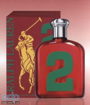 Ralph Lauren Big Pony 2 Men - туалетная вода - 40 ml