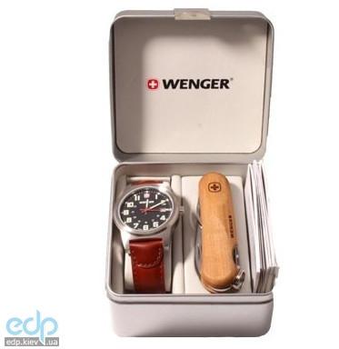 Wenger - Набор наручные часы нож (арт. 72800W)