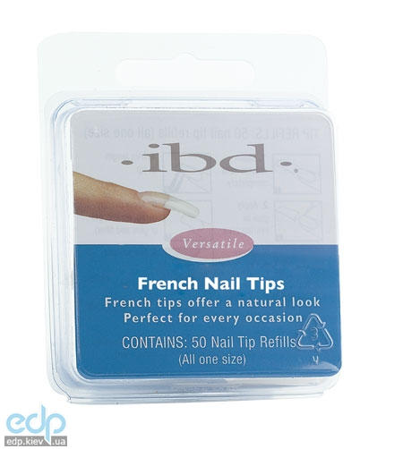ibd - Perfect French Nail Tips Французские типсы № 9 - 50 шт
