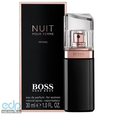 Hugo Boss Boss Nuit Pour Femme Intense (2014) - парфюмированная вода - 50 ml