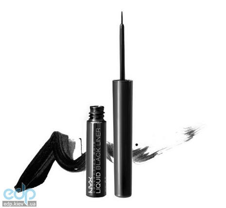 NYX - Collection Noir Liquid Black liner Подводка для глаз BEL06 - 3.5 g