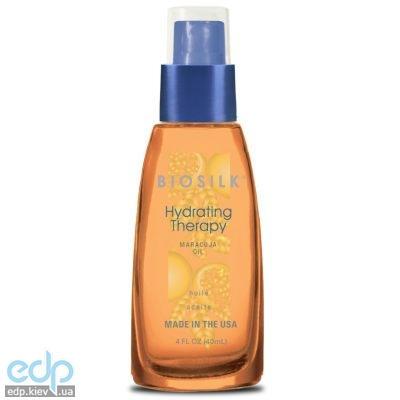 BioSilk Hydrating Therapy Maracuja Oil 0.5oz. - Масло увлажняющее с экстрактом маракуи - 15 ml (арт. BSHO05)