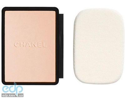 Chanel - Запасной блок Крем-пудра для лица компактная увлажняющая Vitalumiere Compact Douceur SPF10 № 20 Beige Refill - 13 gr
