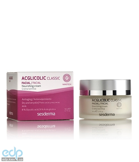 Sesderma - Питательный крем Acglicolic Classic Facial Nutritive Cream - 50 ml (40000002)