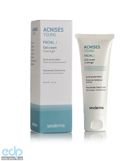 Sesderma - Крем-гель Acnises Young Facial Gel Cream - 50 ml (40000087)