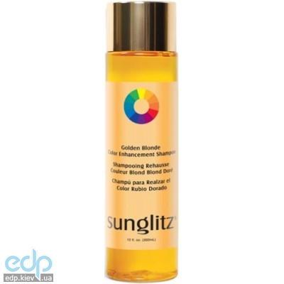 Sunglitz Golden Blonde Shampoo - Шампунь для блондинок с золотым оттенком - 355 ml (арт. SGS003)