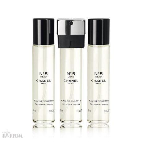 Chanel N5 Leau туалетная вода 3x20 Ml бренда Chanel купить в