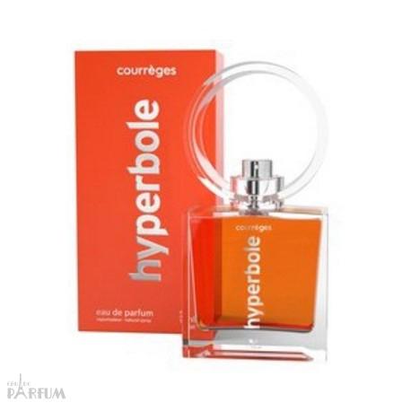 Courreges parfums Hyperbole
