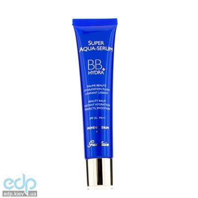 Guerlain - Сыворотка тональная для лица интенсивно увляжняющая Super Aqua Serum BB SPF25 №02 medium