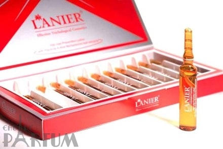 Lanier Cosmetics Classic - Лосьон против выпадения волос Ланьер Классический - 12 ампул