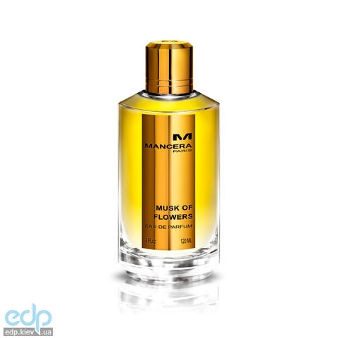 Mancera Musk Of Flowers - парфюмированная вода - 120 ml TESTER