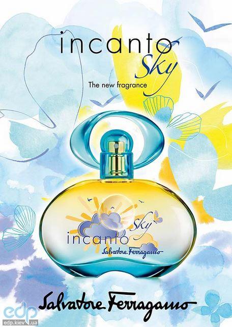 Salvatore Ferragamo Incanto Sky - туалетная вода - 100 ml
