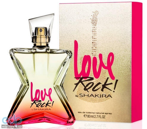 Shakira Love Rock by Shakira