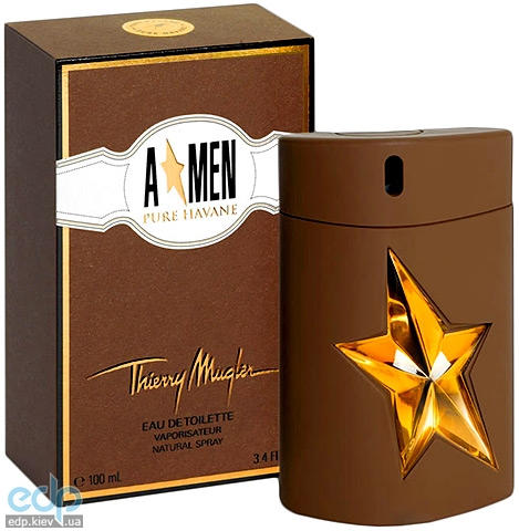 Thierry Mugler A Men Pure Havane