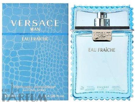 Versace Man Eau Fraiche - купить духи Версаче Мен О Фреш оригинал c34834fad1c98
