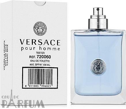 Versace pour Homme 2008 - туалетная вода - 100 ml TESTER