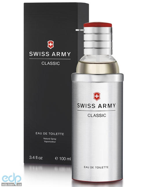 Victorinox Swiss Army Classic - туалетная вода - 100 ml