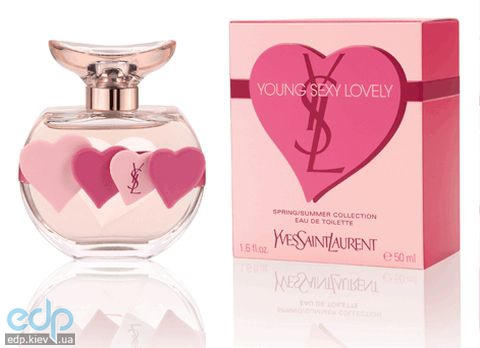 Yves Saint Laurent Young Sexy Lovely Spring Summer Collection