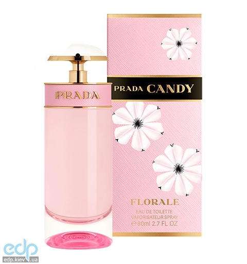 Prada Candy Florale - туалетная вода - 30 ml