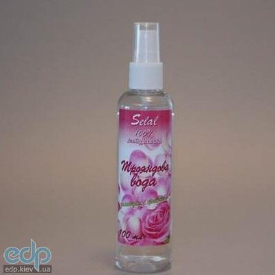 Selal - Сыворотка для волос на основе гидролата розы и кератинов (не смываемая) - 100 ml (Турция - Украина)