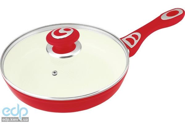 Lessner - Сковорода Cooker Mix с крышкой диаметр 24 см (арт. ЛС88701-24)