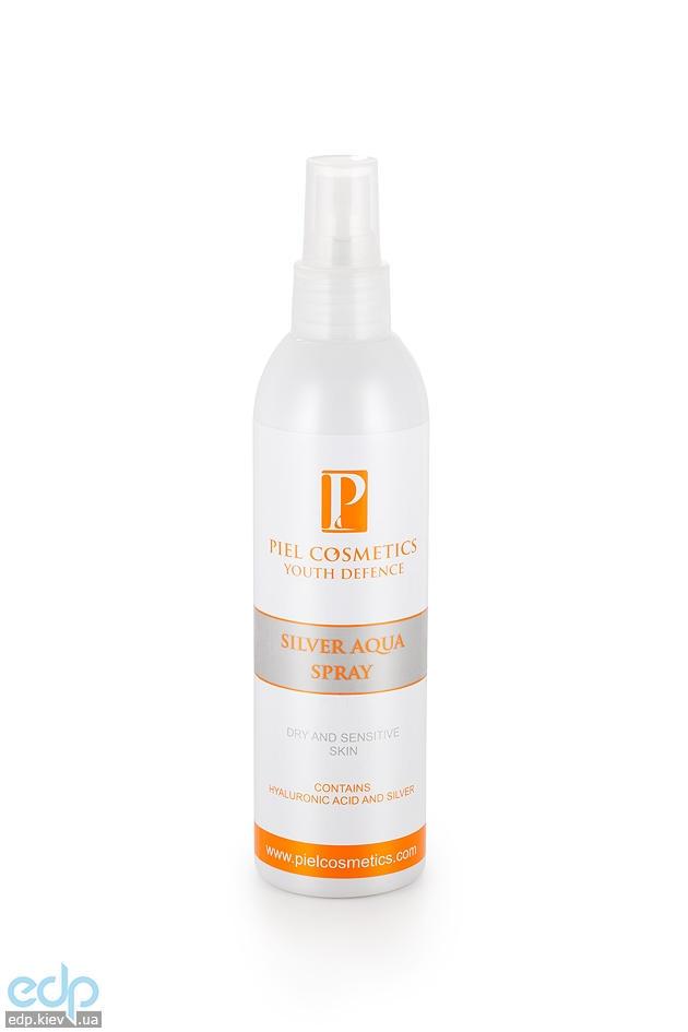 Piel Cosmetics Piel Silver Aqua Spray - Спрей для умывания и увлажнения - 100 ml (cухая/чувствительная кожа)