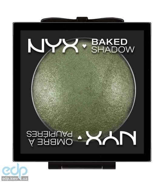 NYX - Запеченные тени Baked Eye Shadow Kush BSH05 - 3 g