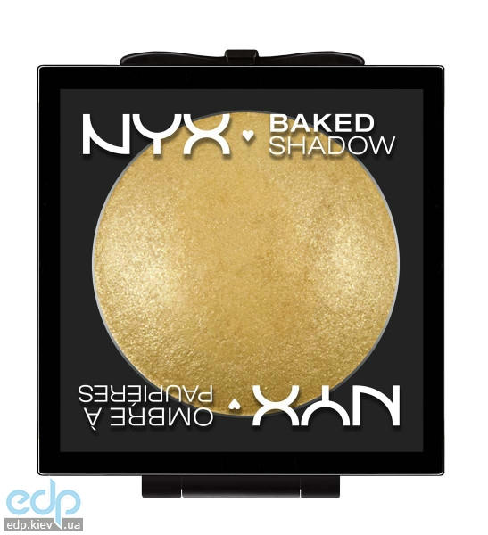 NYX - Запеченные тени Baked Eye Ghetto Gold BSH06 - 3 g