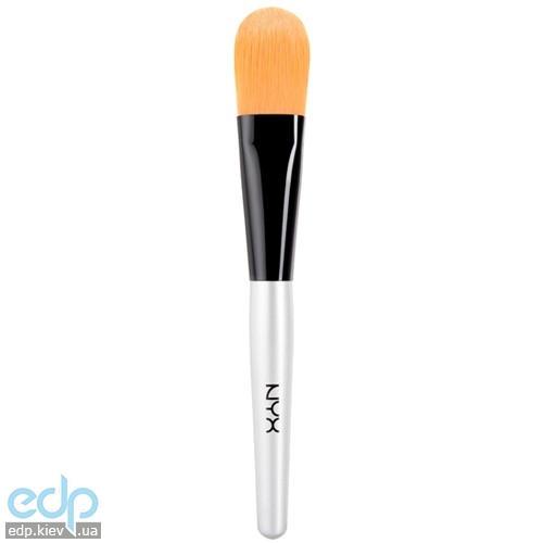 NYX - Кисть для тонального крема Foudation Brush B05 - 8.8 g