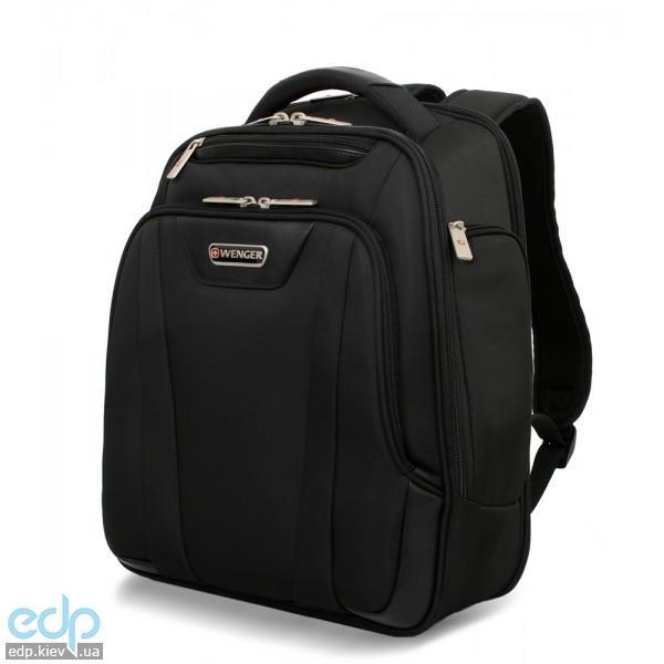 Wenger - Рюкзак для ноутбука черный, с тремя отделениями, полиэстер 32 х 40 х 16.5 см (арт. 72992290)