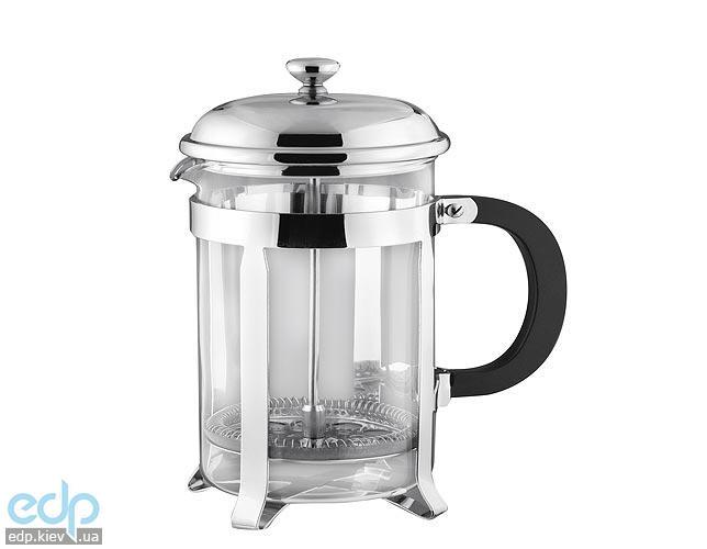 Vinzer - Кофейник / Заварник для чая - стекло Pyrex, 600 мл (арт. 89377)