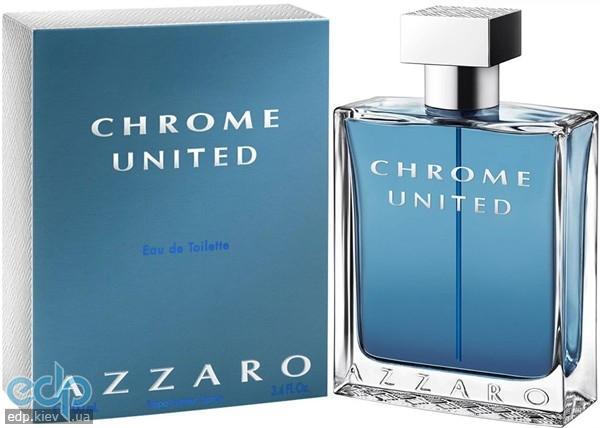 Azzaro Chrome United - пробник (виалка) 1.5 ml