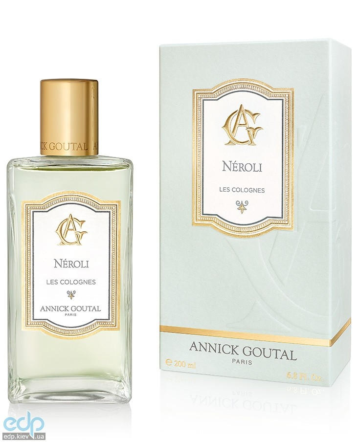 Annick Goutal Les Colognes Neroli For Men - одеколон - 200 ml (новый дизайн)