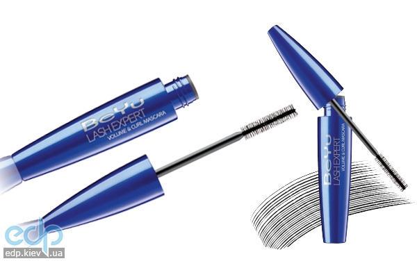 BeYu - Тушь для ресниц объемная с эффектом подкручивания Lash Expert Volume & Curl Mascara - 9 ml