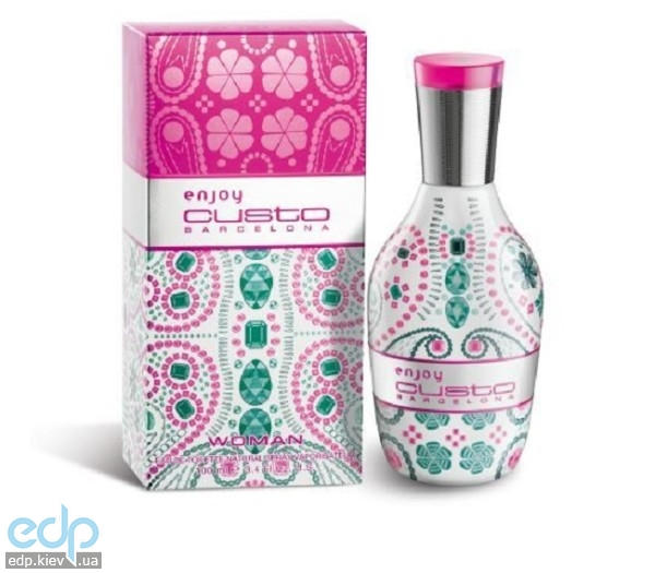 Custo Barcelona Enjoy Woman - туалетная вода - 50 ml