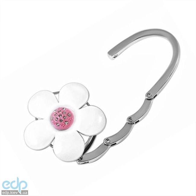 Jinli - Сумкодержатель Белый цветок (арт. 117)