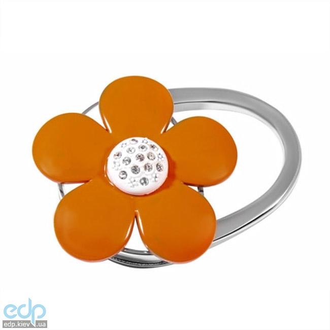 Jinli - Сумкодержатель Оранжевый цветок (арт. 121)