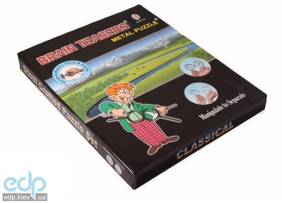 Настольная игра - Набор головоломок Duke 10игр (арт. LP01)