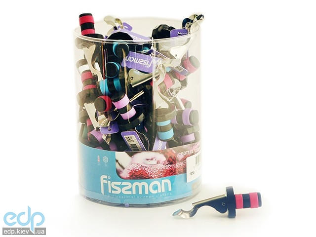 Fissman - 2 пробки для бутылки (PR-7358.WS)