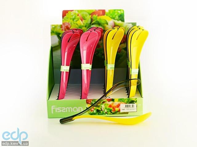 Fissman - Ложка-щипцы для салата (арт. PR-7359.TG)
