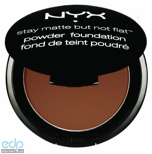 NYX - Матирующая пудра Stay Matte But Not Flat Deep Dark SMP20 - 7.5 g