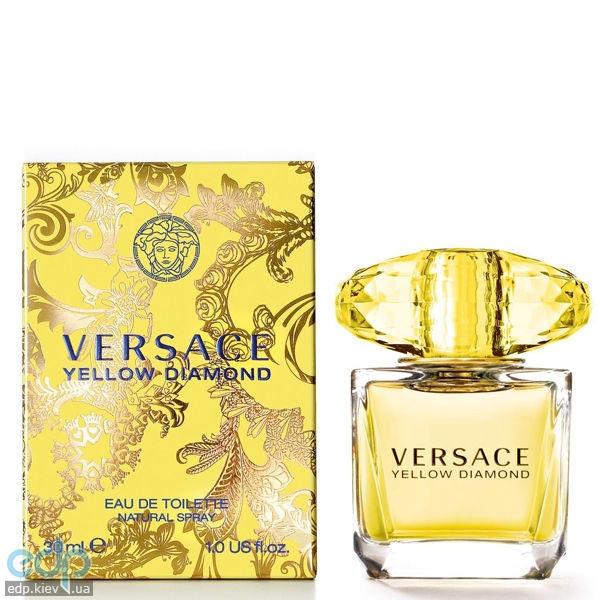 Versace Yellow Diamond - Набор (туалетная вода 50 + лосьон-молочко для тела  50 8e3d1d6d9aafd
