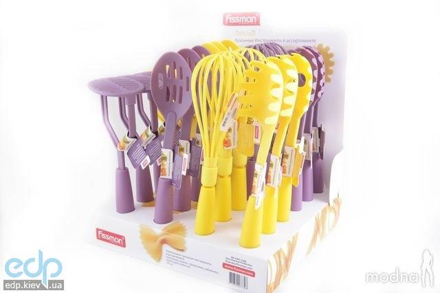Нейлонові кухонні інструменти в асортименті (24 шт. в промо-коробці) ціна за шт.