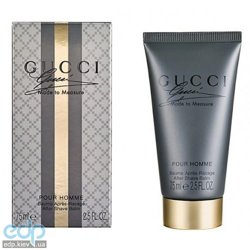 Gucci Made to Measure Pour Homme - бальзам после бритья - 75 ml