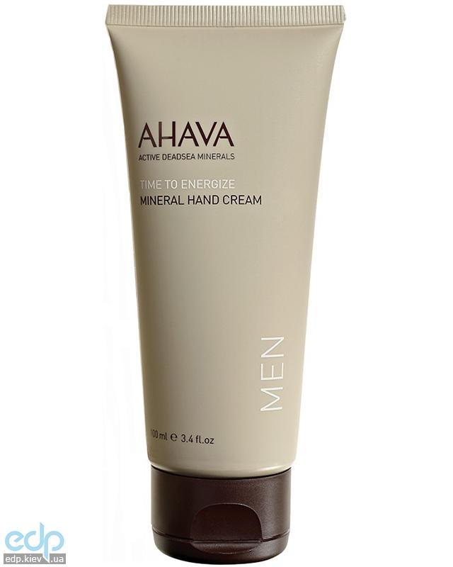 Ahava - Крем для рук минеральный - Mineral Hand Cream Men - 100 ml