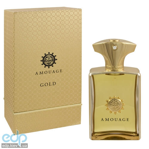 Amouage Gold pour Homme - туалетная вода - 50 ml