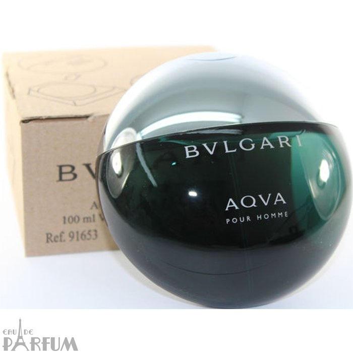 Bvlgari Aqva Pour Homme - туалетная вода - 100 ml TESTER