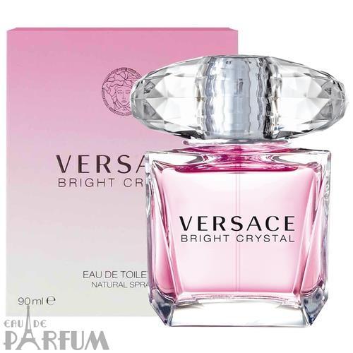 Versace Bright Crystal - туалетная вода - 50 ml