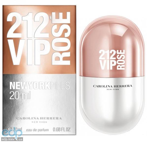 Carolina Herrera 212 VIP Rose NYC Pills